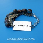 """Beautiful"" Bracelet"