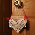 """Love Notes"" Paper Basket"