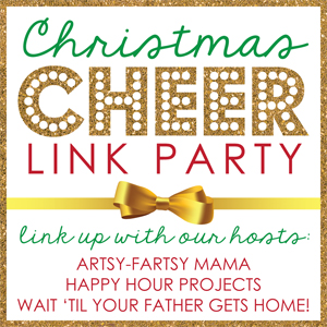 Christmas Cheer Link Party!