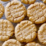 Peanut Butter Cookies and The Great Cookie Exchange Link Party!