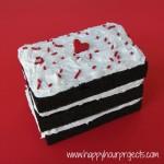 Secret Birthday Cake Box