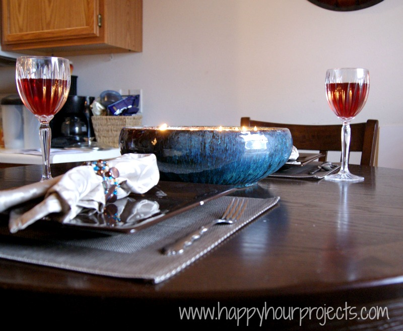 Setting Your Thanksgiving Table: Flashpoint Candle Review