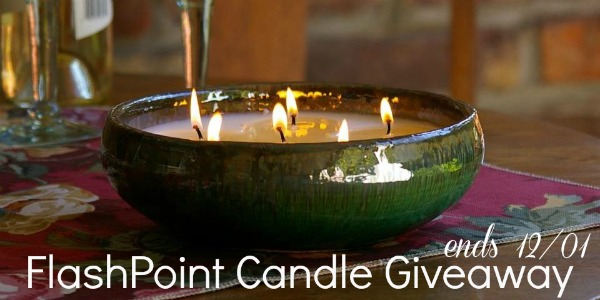 FlashPoint Candle Giveaway