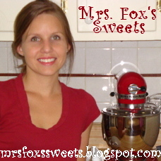 Spiderweb Cupcakes by Blog of the Week: Mrs. Fox's Sweets
