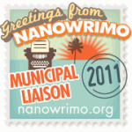 It's Almost NaNoWriMo!