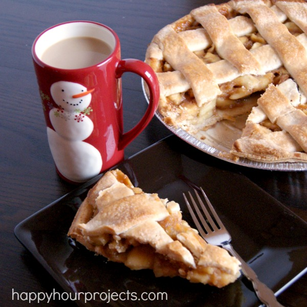 Starbucks Holiday Blend and Apple Pie #DeliciousPairings