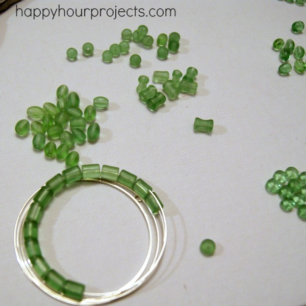Monochromatic Bracelet
