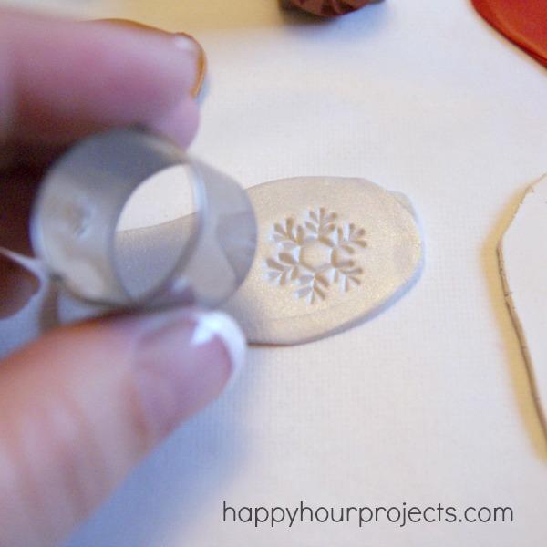 Christmas Hair Pins