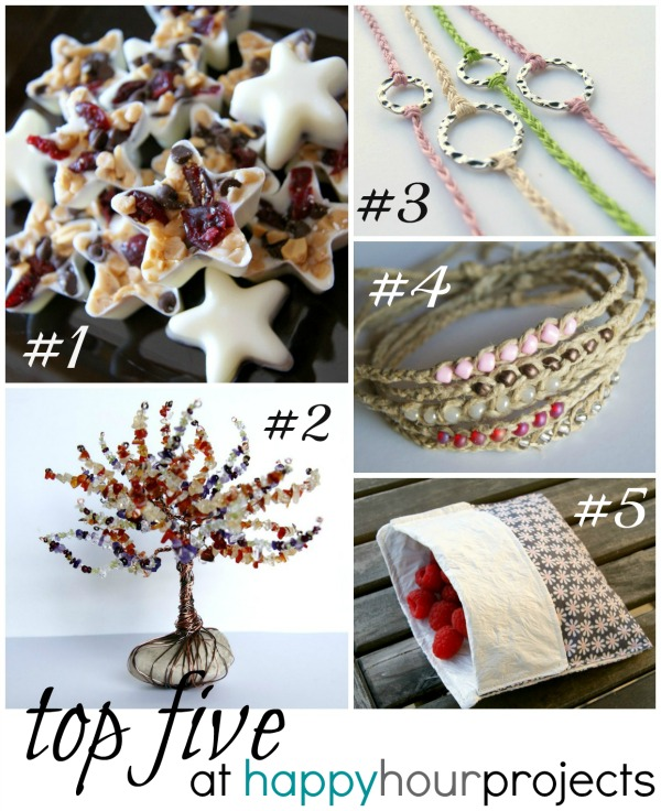 Top Five Craft Projects
