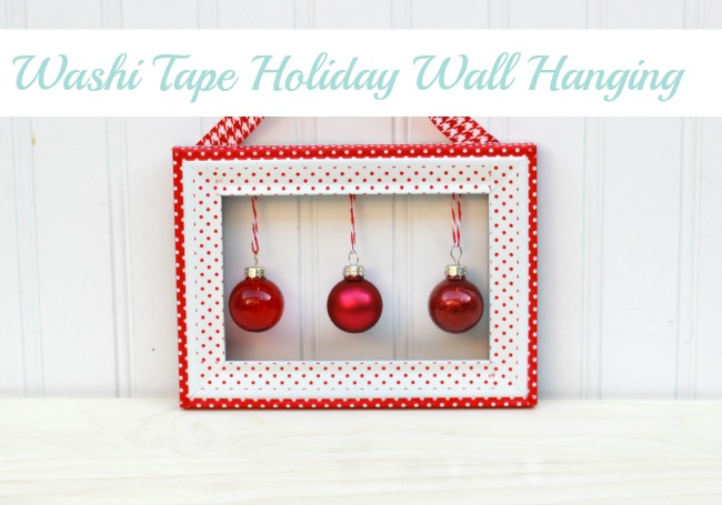 Washi-Tape-Holiday-Wall-Hanging-Making-Home-Base