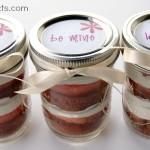 Classic Cupcakes in Jars