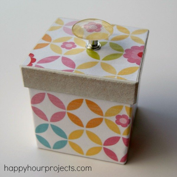 Dressed-Up Gift Box