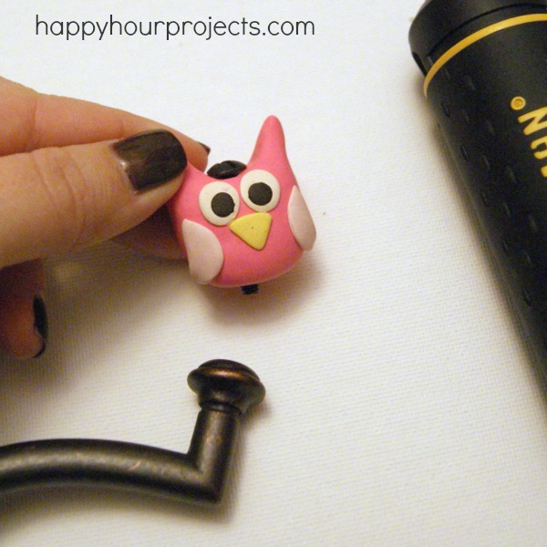 Owl Bathroom Hook