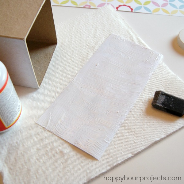 Mod Podge Gift Box