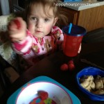Balancing Your Toddler's Diet with #GerberBaby Foods