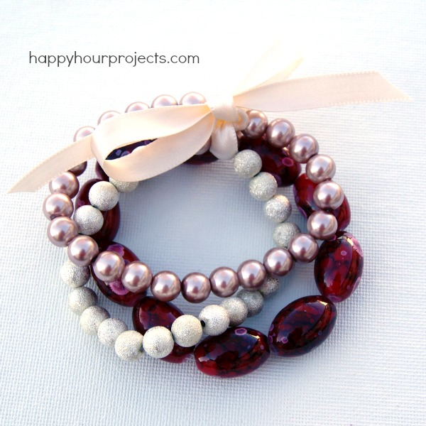Easy Stretch Bracelet
