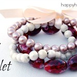 Super Easy Stretch Bracelet