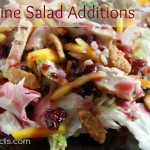 Great Salad in Minutes With Lean Cuisine Salad Additions