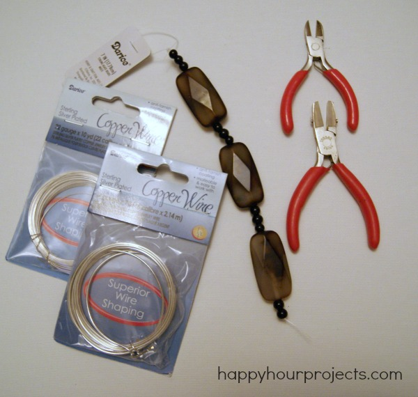 Wire Wrapped Agate Cuff Bracelet