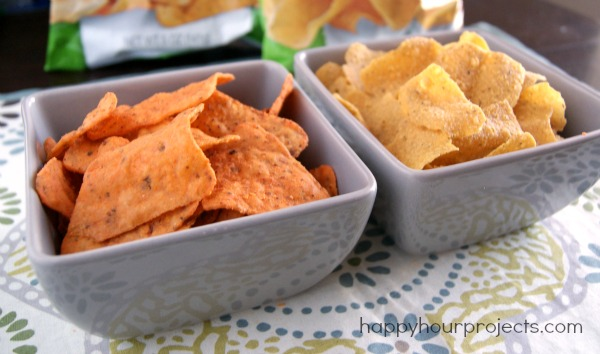 A Big Surprise from Green Giant™ – Veggie Chips!