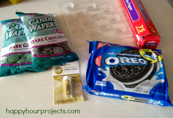 Pot O' Gold Oreo Cookies