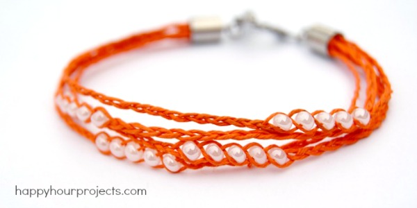 Rope and Cord Bracelet Tutorials