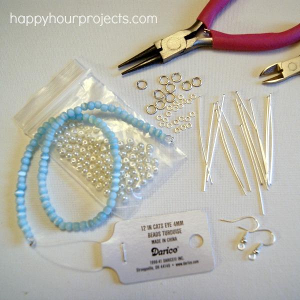 Grapevine Earrings Tutorial