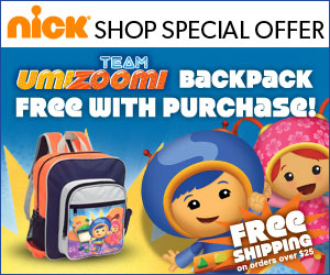 Team Umizoomi Backpack
