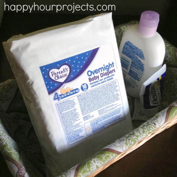Parents Choice Overnight Baby Diapers
