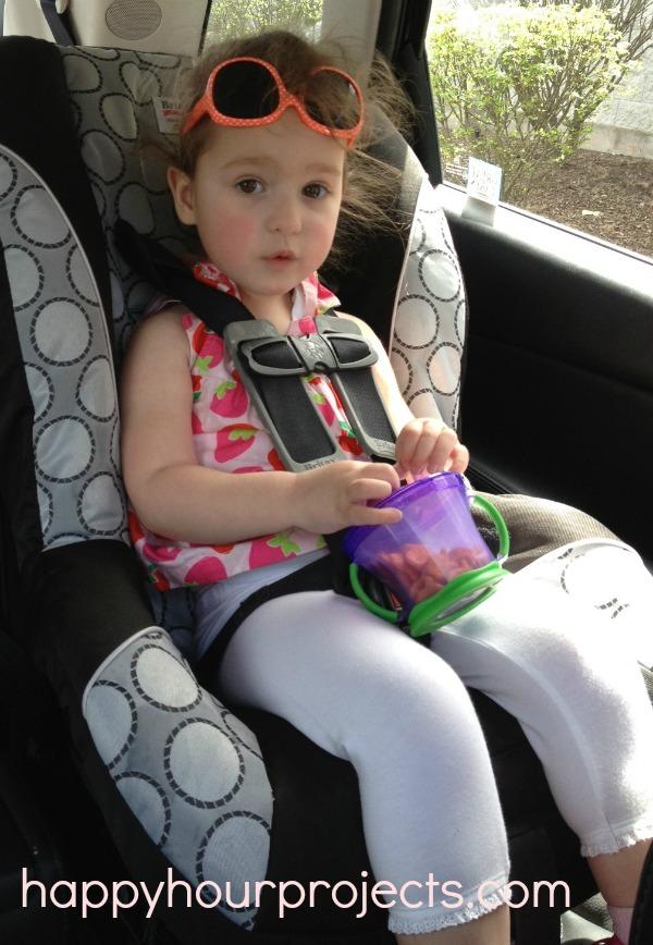 Raya - Car Seat
