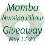 Mombo Nursing Pillow Review & Giveaway!
