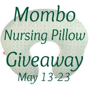Mombo Nursing Pillow Giveaway