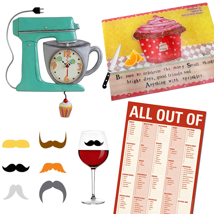 cute kitchen accessories at catchingfireflies.com