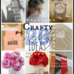 20 DIY Wedding Ideas at www.happyhourprojects.com