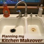 Planning my #DeltaFaucetInspired Kitchen Makeover at www.happyhourprojects.com
