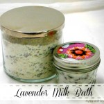 DIY Beauty: Lavender Milk Bath and a Lavender Giveaway!