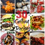 30 Recipes for Grilling Out at www.happyhourprojects.com