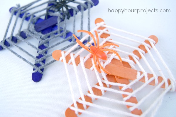 Halloween Popsicle Stick Crafts