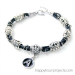 Barrel Bead Bracelet