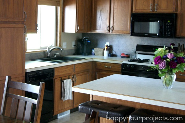 My #DeltaFaucetInspired Kitchen Makeover