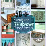 Over 50 Furniture Makeover Projects