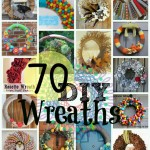 70 Gorgeous DIY Wreaths
