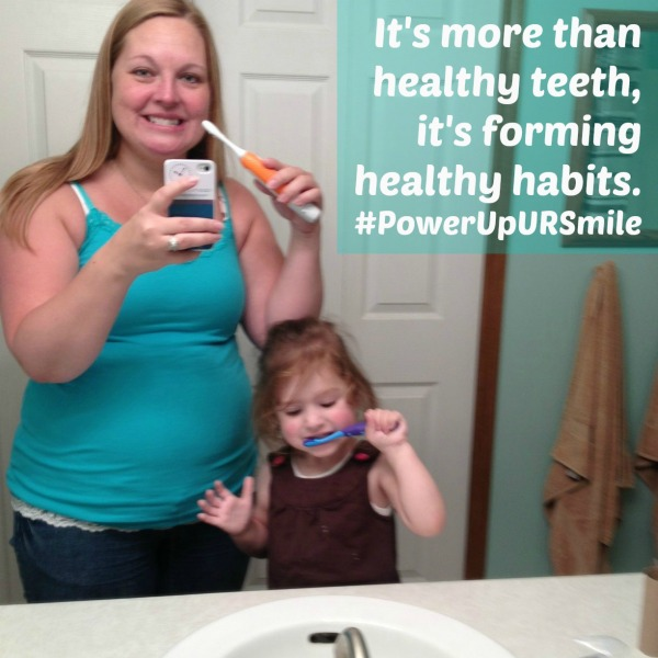 #PowerUpUrSmile with Sonicare PowerUp Toothbrush #shop