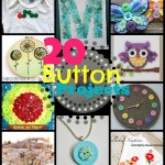 20 Button Crafts