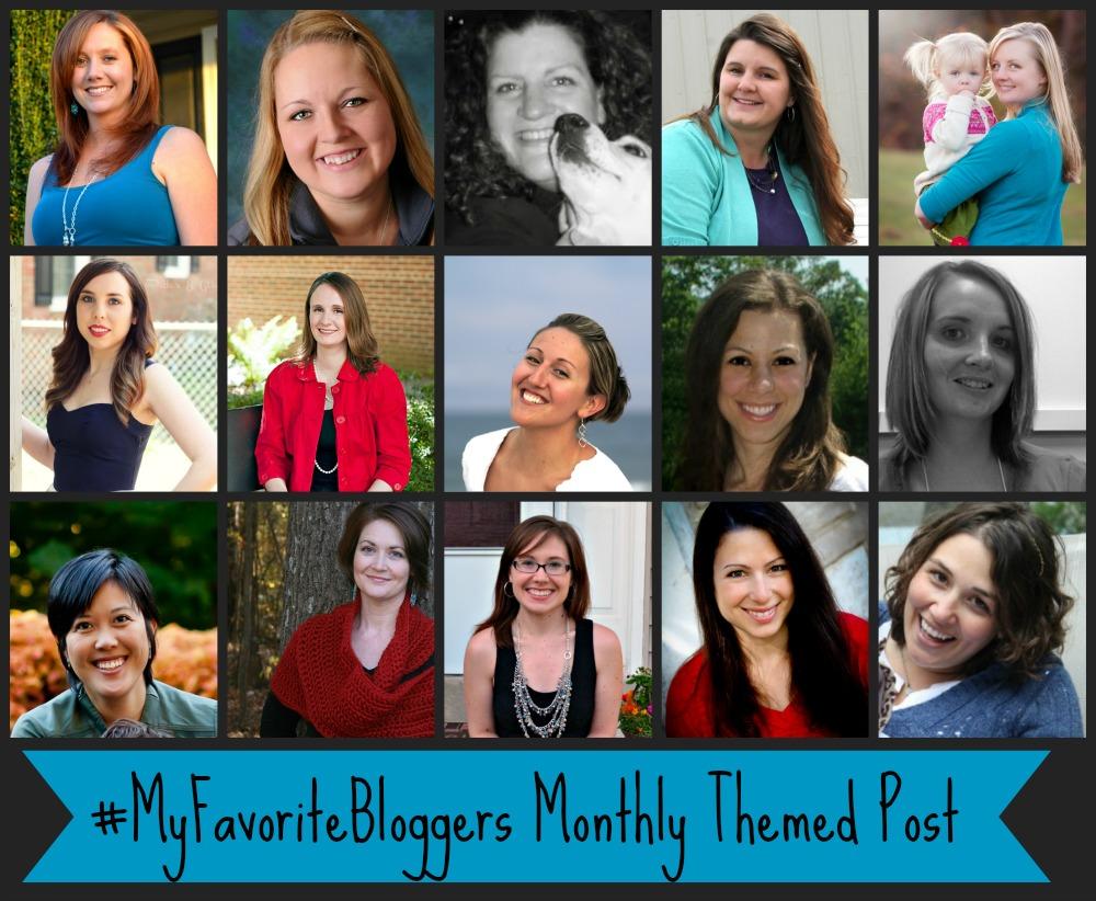 #MyFavoriteBloggers