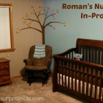 Updating Roman's Nursery and a $100 Home Depot Giveaway!