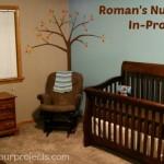 Roman's Nursery: In-Progress