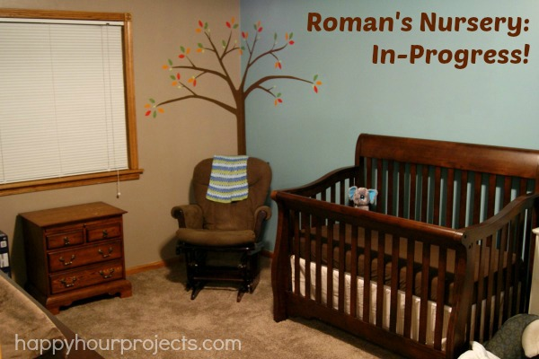 Roman's Nursery: In-Progress