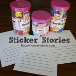 Sticker Stories (For Little Kids with Big Imaginations)