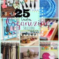 25 Creative Organization Solutions
